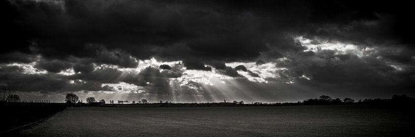 Deventer wolken van Freddy Hoevers