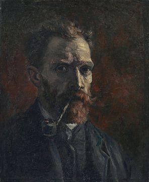 Zelfportret, Vincent van Gogh van
