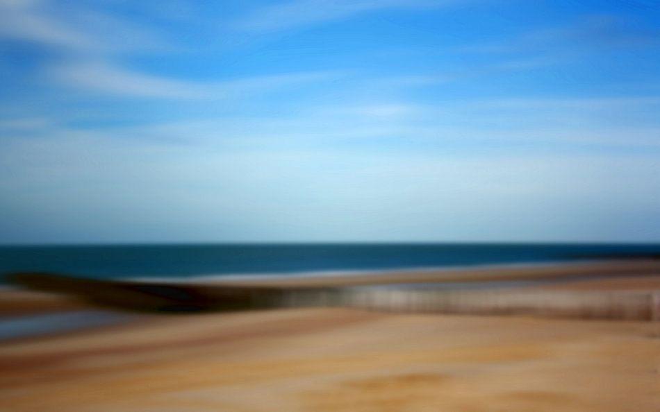 een dag aan zee