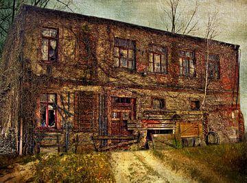 Lost Place Wohnhaus van Heike Hultsch