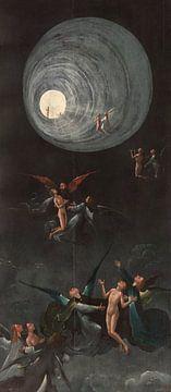 Opstijging van de Gezegende, Jheronimus Bosch
