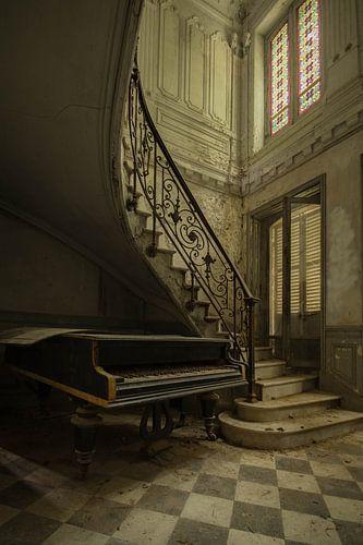 Piano van
