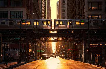 Chicago van