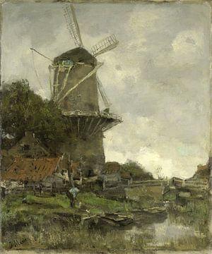Die Mühle, Jacob Maris.