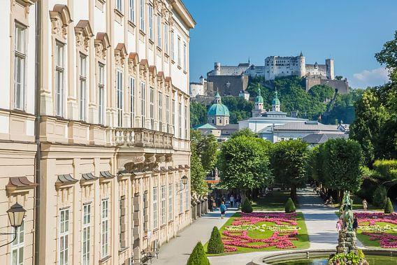 SALZBURG Wonderful View to Salzburg Fortress