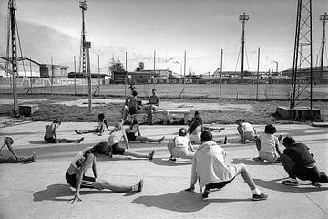 Cuba, gym. van Henri Berlize