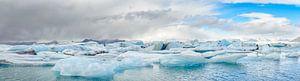 IJsbergen panorama