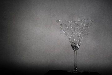 Vorsicht, Glas! #2 von pixxelmixx