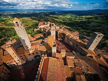 San Gimignano von Alexander Voss