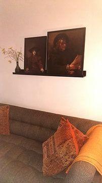 Kundenfoto: Titus van Rijn, der Sohn des Künstlers, Lesung, Rembrandt van Rijn