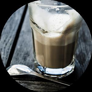 latte macchiato van Norbert Sülzner