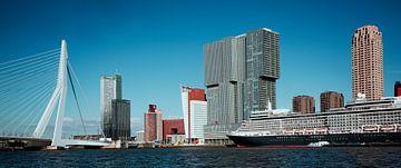 Manhattan aan de Maas #1 (kleur) van