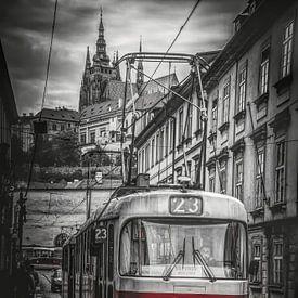 Tram 23 van Joris Pannemans - Loris Photography