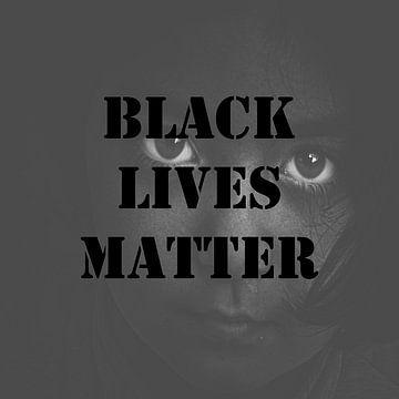 BLACK LIVES MATTER van Leo Luijten