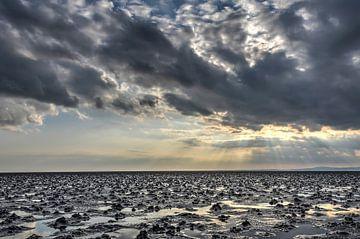 Die Wolken und das Watt