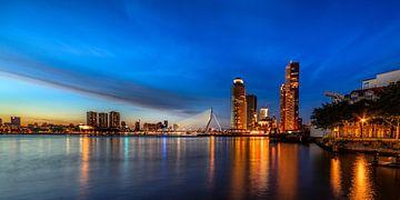 Skyline von Rotterdam von Roy Poots
