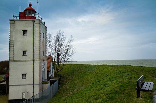 Lighthouse 'De Ven' van Robert Kersbergen