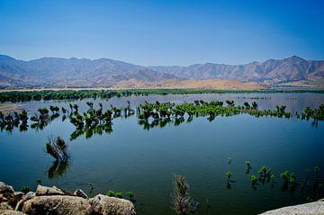 Lake Isabella van Arjen van de Belt