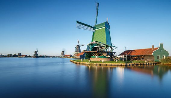 Nederlandse Molens van Menno Schaefer