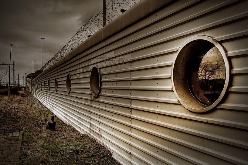 Loopbrug Stenaline van PAM fotostudio