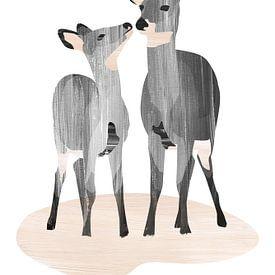 Dear Deer van Goed Blauw