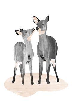 Dear Deer von Goed Blauw