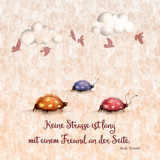 WISDOM Friends van Melanie Viola