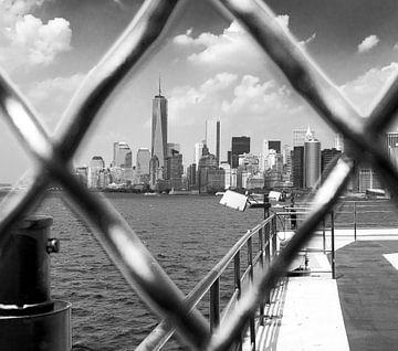 Almost there (back in New York) von Henry van Schijndel