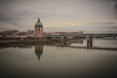 Le Pont Saint-Pierre van