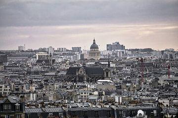 Vue sur Paris sur Marcel Kool