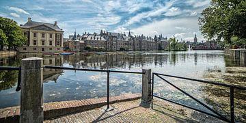 Hofvijver  Den Haag van Michel Groen
