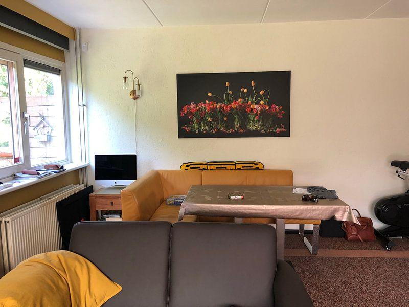 Klantfoto: Tulpen stilleven van Dirk Verwoerd