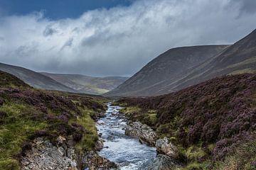 Landschap  Schotland Landscape Scotland van Ronald Groenendijk