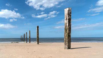 Réserve de plage Noordvoort sur Jeanette van Starkenburg
