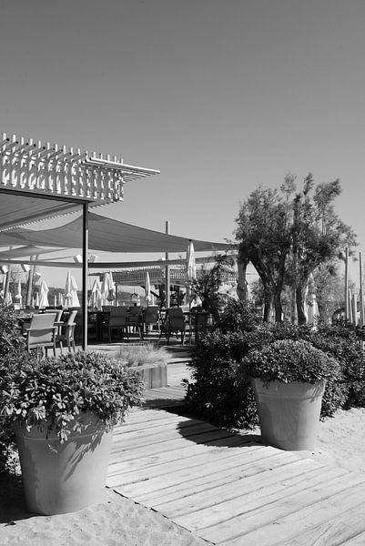 Strand La Serena Ramatuelle van Tom Vandenhende