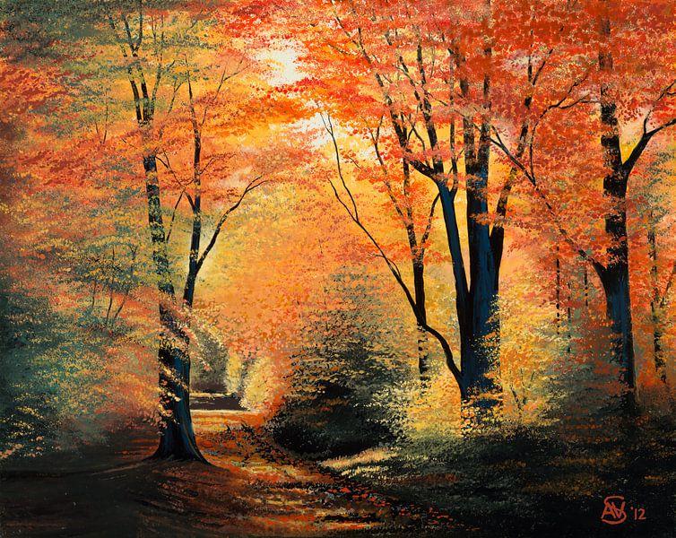 Herbst von ArtCatcher.nl