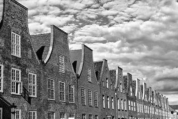 Potsdam - Holländisches Viertel II von Kirsten Warner