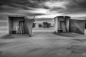 Rustiek strand