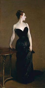 Madame X (Madame Pierre Gautreau), John Singer Sargent