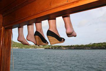 5 voeten  van Jan Kraakman