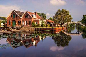 Scheepswerf Wolthuis Sappemeer van Marga Vroom