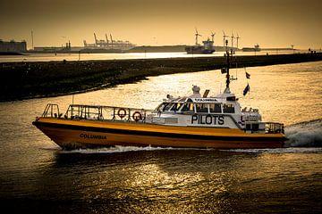 Pilotboat von Fotograaf Rogier Bos