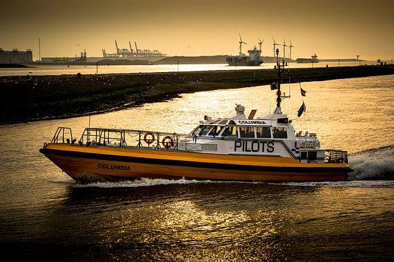 Pilotboat van Fotograaf Rogier Bos