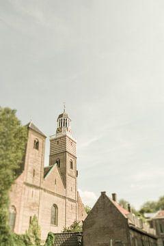 Utrecht - Kerk mini van Wout van den Berg
