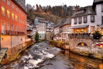 Monschau Deutschland von Wilco Bos
