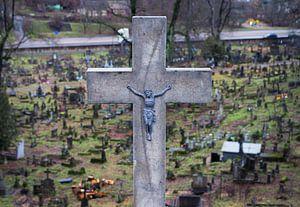 Cemetery Vilnius van