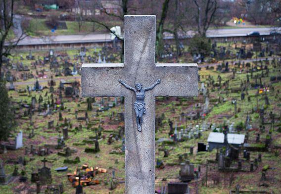 Cemetery Vilnius