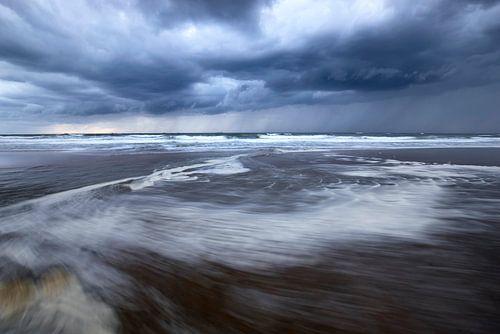 Noordzee voor een bui