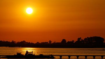 Liebe und Sonnenuntergang von Anjo ten Kate
