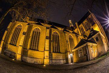 Sint Laurens Kerk Alkmaar van Peter Heins